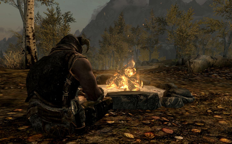 Campfire | Skyrim Survival